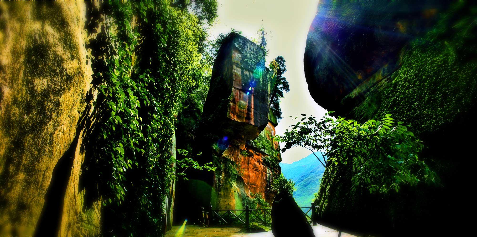 古迹-山水园